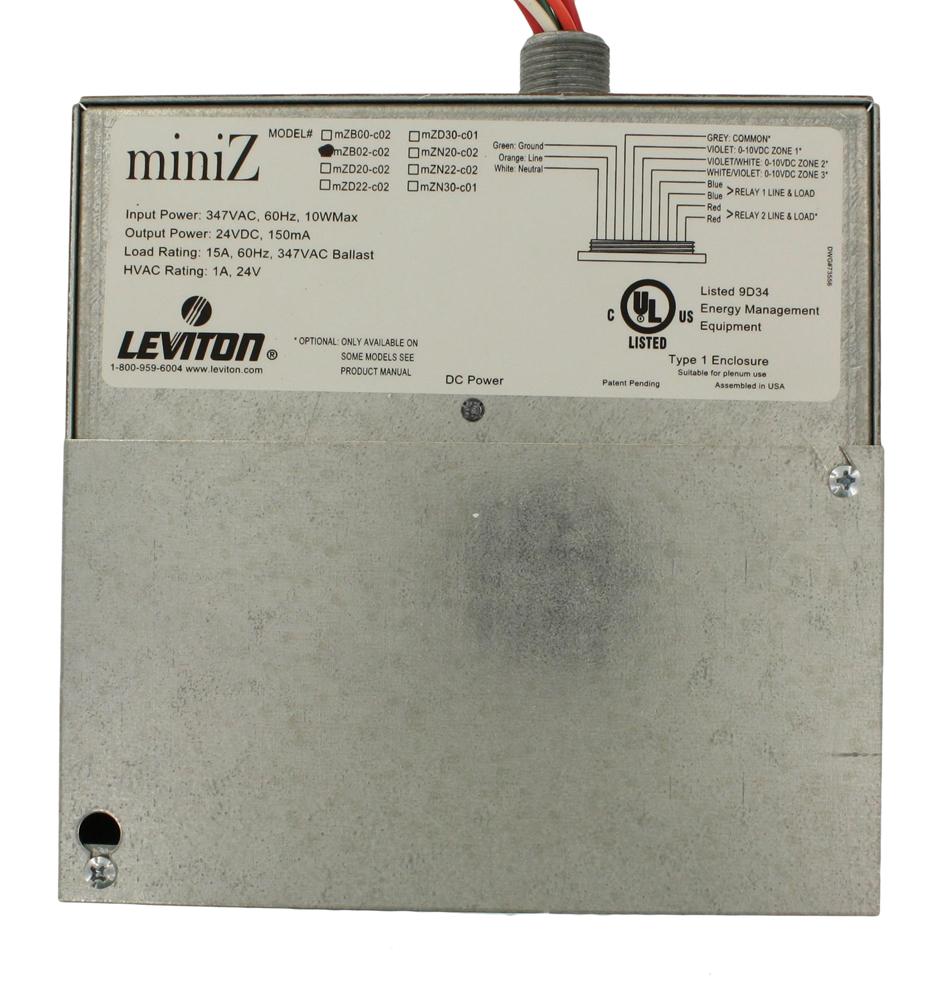 LEVITON MZB02-C02 . | Gordon Electric Supply, Inc.