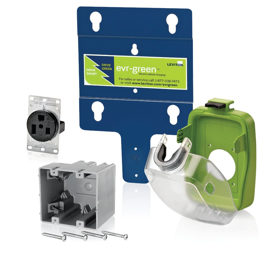 Leviton® EVK05-M EV INSTALLATION KIT | Steiner Electric Company