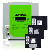 Leviton,3KUMR-8M,Leviton 3KUMR-8M Meter Kits With RS485 Communications Current Transformer, 800:0.11 Current Ratio, 800 A Primary, .11 A Secondary, 208 to 480 V, 60 Hz