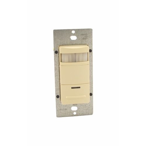 Leviton MDS10-I Lev-Lok Modular Wiring Device DW PIR Wall Switch Occupancy Sensor White MDS10-IDW