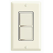 LEVITON 5641-W : SP&3WY WHITE COMB SWITCH