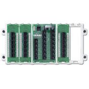 LEV 47603-18P 18PORT TELE&DATA PANEL CONSISTS OF: 5-PORT BRACKET, TELE LINE DIST MODULE, 3 CAT5E VOICE&DATA BOARDS,18 8P8C PC'S