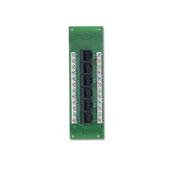LEVITON 47603-C5 : 6PRT VOICE/DATA MOD