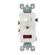 LEV 5226-I COMB-SP AC SW&IND LIGHT CS=10