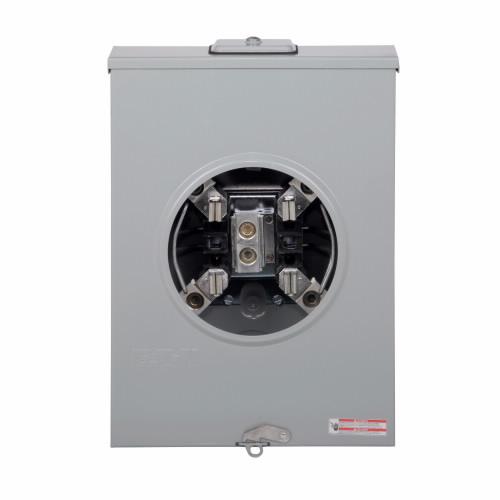 UTRS213CE - 200A 1PH Oh/Ug 4TERM Meter Socket - Eaton Corp