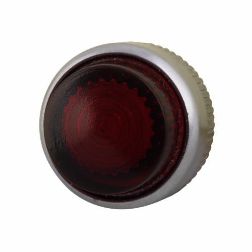 Red Cutler-Hammer 10250TC7N Glass Lens