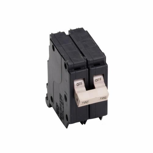 CUT CH2100 Type CH Breaker 100A/2 Pole 120/240V 10K