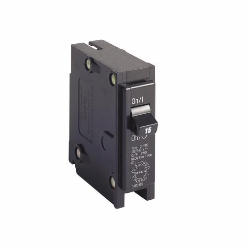 CUT CL115 Type CL Breaker 15A/1Pole 120/240V 10K_Classified 1