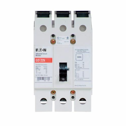 Eaton Series C complete molded case circuit breaker