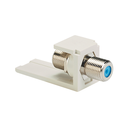 CMFIW PAN MINI-COM F-TYPE COUPLER