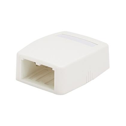 CBXQ2IW-A PAN SURFACE MOUNT BOX 2P QR ADH IW