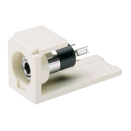 CM35MSSWH PAN MINI-COM MOD 3.55MM AUDIO WHITE