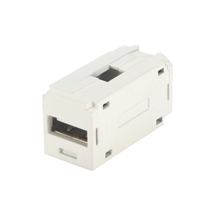 CMUSBAAIW PANDUIT MINI-COM USB 2.0 FEMALE A/FEMALE A COUP 07498308905