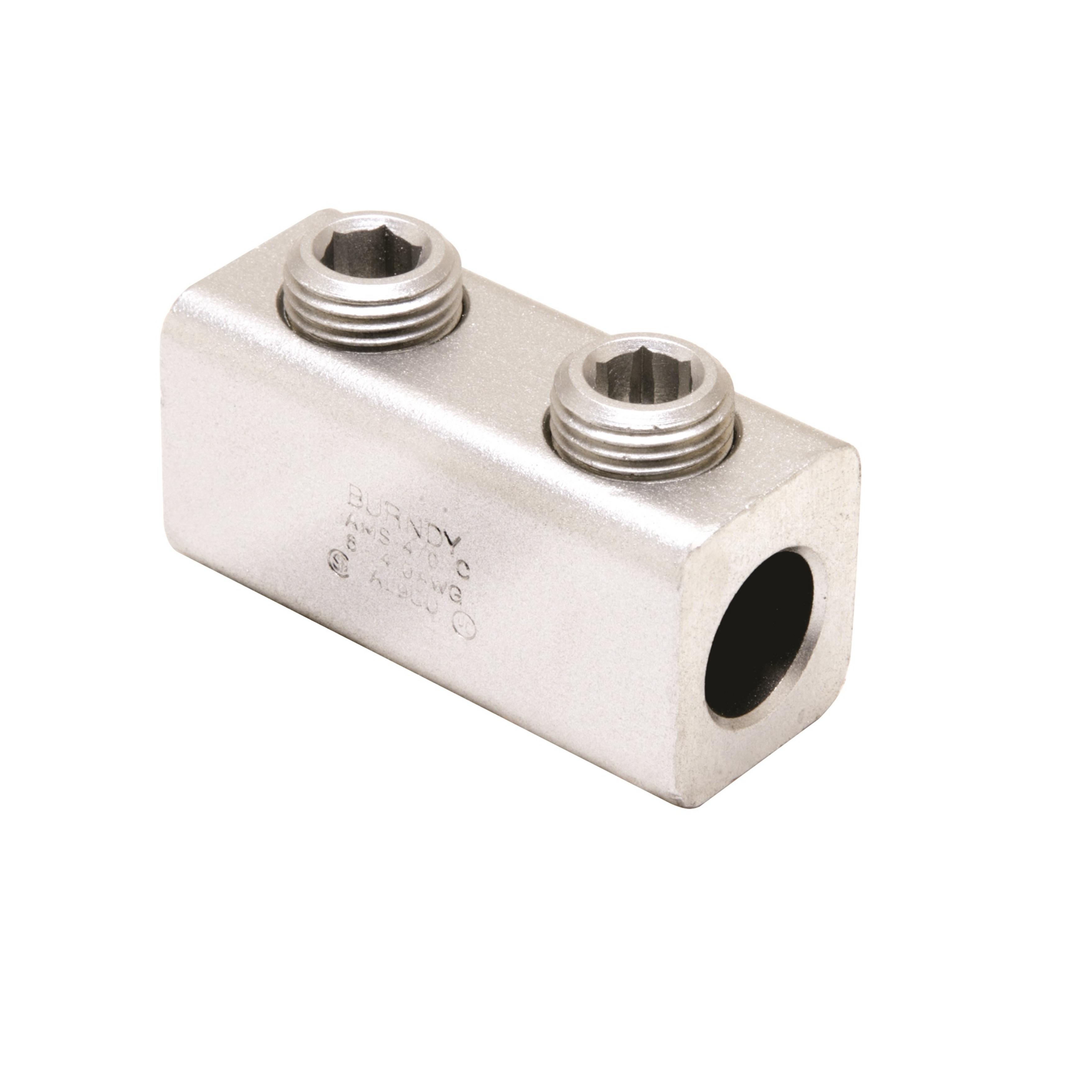 GAR6426 Qty 5 Burndy Wire to Rebar Conductor 3//8 I.P.S Tube