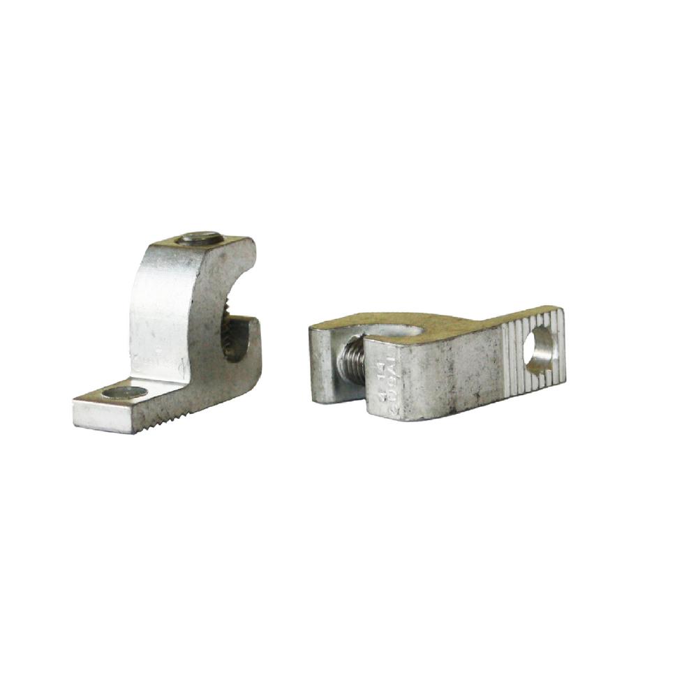 BUR BGBL250 250-6 AL/CU LAY-IN LUG (SAME AS ILSCO GBL250)
