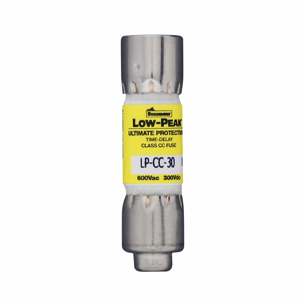 BUSSMANN LPCC3-1/2 LOW PEAK CLASS-CC TIME-DELAY FUSE