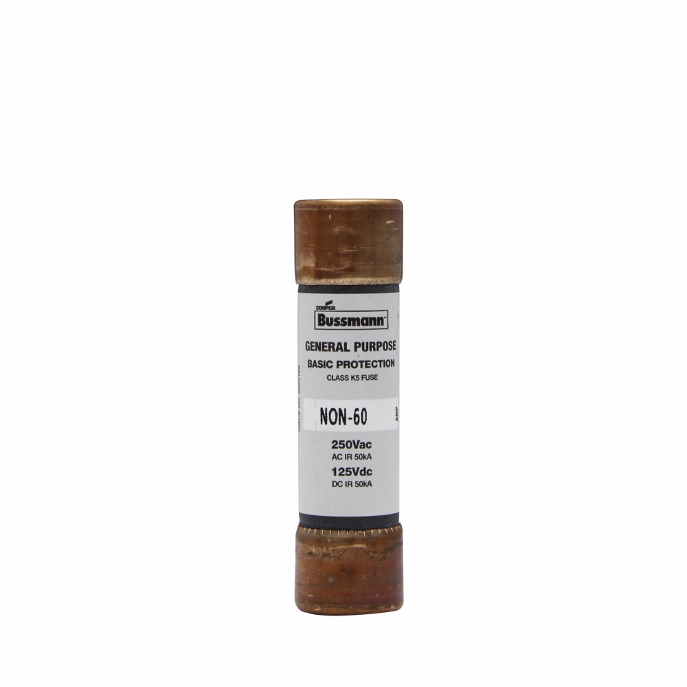 Cooper Bussmann North America Elect,NON-35,BUSS ONE TIME FUSE