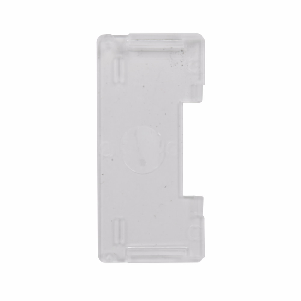 Cooper Bussmann North America Elect,NUE,Bussmann NUE End Piece Terminal Block End Cover, For Use With Used with NUC cover and KU Series
