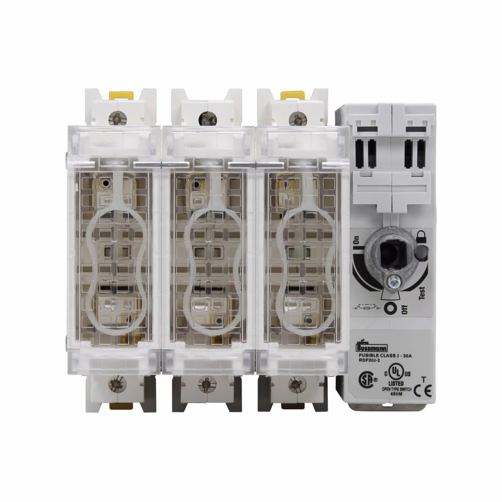 Eaton Bussmann BUSRDF30J3 - Wabash Electric