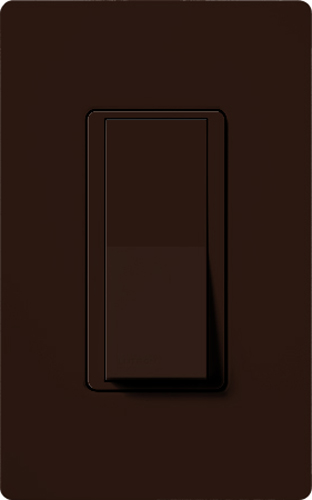CA-3PS-BR LUTRON CLARO ACC 3-WAY SWITCH 15A BROWN