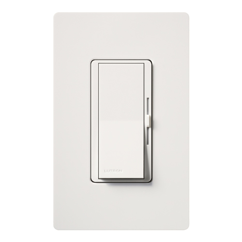 LUT DV-600PH-WH 1P INCAND DIVA WHITE DIMMER cs=6