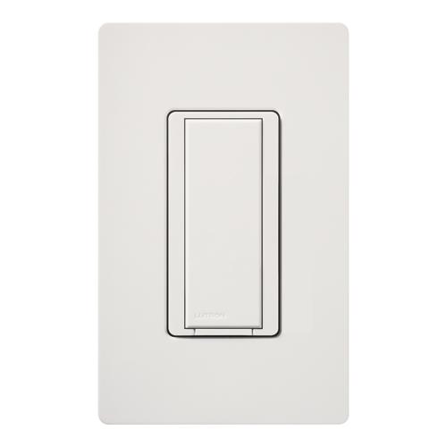 Lutron,MSC-AS-SW,Maestro® Wireless® MSC-AS Companion Switch, 120 VAC, 8.3 A, 1 Pole, Snow White