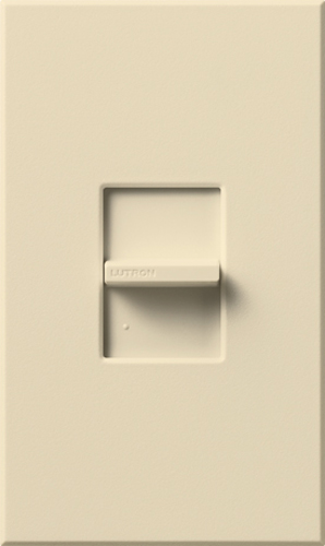Lutron,NT-1PS-BE,Nova T® Architectural Mechanical Small Lighting Control Switch, 120/277 VAC, 20 A, 1 Pole, Beige