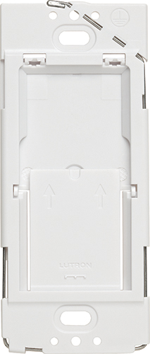Lutron,PICO-WBX-ADAPT,Lutron® PICO-WBX-ADAPT Wallplate Bracket, For Use With Claro Designer Style Wall Plate, Pico Dimmer Switch, Plastic