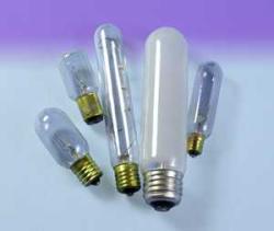 SYL 25T8C 115-125V CLR T8 CAND LAMP CS=10 230LUMENS 18289