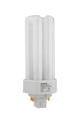 Sylvania 20882 26 W 82 CRI 4100 K 1800 lm GX24Q-3 Base 4-Pin Triple Dimmable Compact Fluorescent Lamp