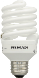 """SYL CF13EL/MICRO/827/RP2 13W COMP FLUOR SPIRAL - 29727 (COMPARE TO 60W) 12,000HR - 2700K 2 ea = 1 pack of 2 lamps (Must sell in multiples of """"2"""") DISCONTINUED BY FACT 12/18"""