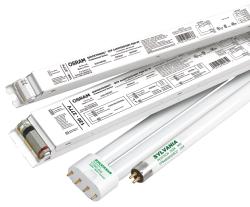 Sylvania,QTP-4x54T5HO/UNV-PSN-HTW-NL,Osram Sylvania QTP-4X54T5HO/UNV-PSN-HTW-NL Lamp Ballast, Electronic, FP54T5HO Lamp, 249 WTT, 120 - 277 VAC, 2.05 AMP, Ballast Factor: 1, Programmed Rapid Start , Minimum Starting Temperature: -29 DEG C