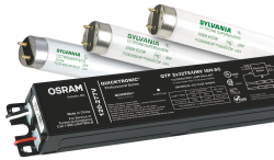 Sylvania Quicktronic 49845 120 to 277 Volt 25 to 32 W 3000 lm Instant Start Parallel Circuit T8 Electronic Ballast