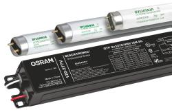 Sylvania 49943 120 to 277 Volt 25 to 32 W 5280 Lumen Instant Start Parallel Circuit T8 Electronic Ballast