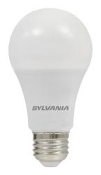 Sylvania 74687 LED9A19DIMO827URP LED A19, 9W, Dimmable, 80CRI, 800 Lumen, 2700K, 15000 life