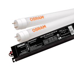 Sylvania,QHE-1xLEDT8/UNV-ISL-SC/75307,T8 Electronic Control Gear (ECG) ballast dedicated to operate  OSRAM 1x LED  T8 SubsiTube , Instant Start, Universal voltage, Low Ballast Factor 10 Pk