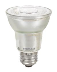 $SYL LED8PAR20DIM830FL40GL1W 8W PAR20 DIM LED LAMP - 500LUMENS - 3000K - 25K HR RATED CS=6 78981 Energy Star 2.0 DISCONTINUED BY FACT 4/18