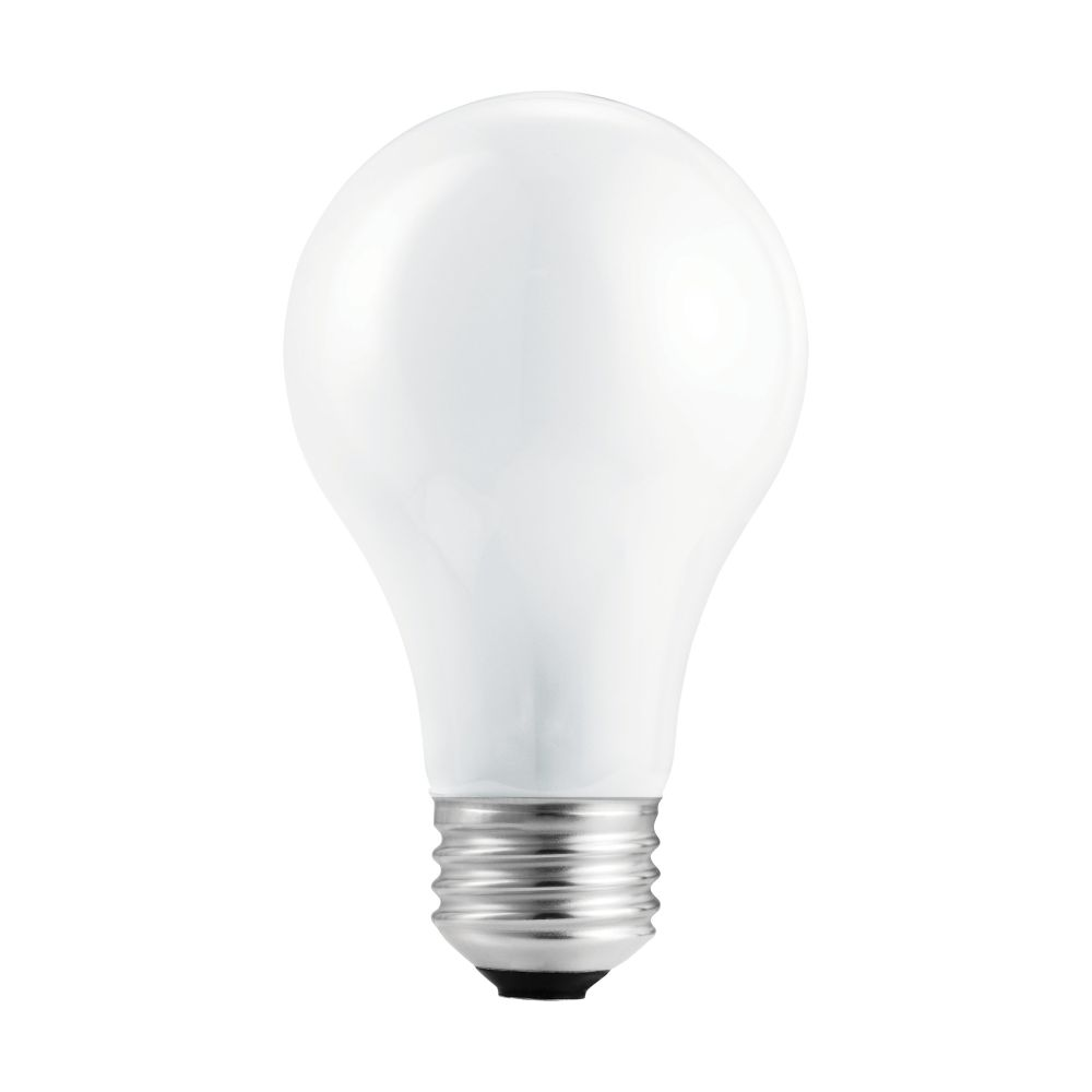 NAP 72A/19/EV/120V 72W A19 HALOGEN/ INCANDESCENT LAMP CS=12 1EA = 2lamps 1490LUMENS (compare to 100A) 40982