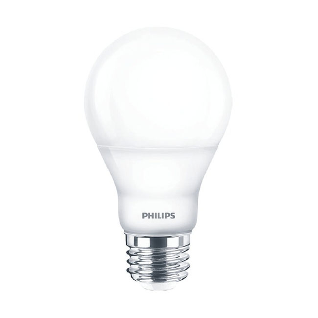 PHIL 455600 8A19/LED/850 ND 120V8 Watt A19 LED Bulb**Delisted, replaced by Philips462168**