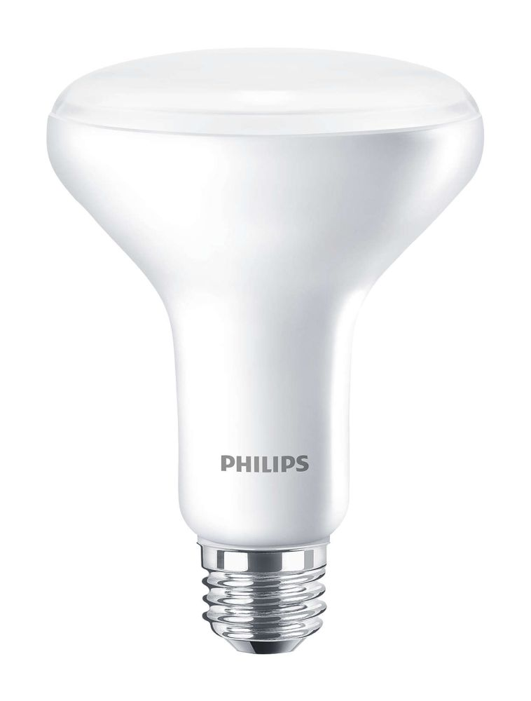 NAP 9BR30LED/827/DIM/120V 9W DIM BR30 LED LAMP - 650LUMENS - 2700K - 10950 HR RATED CS=6 45810