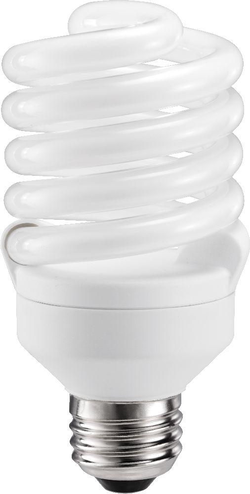 Philips Lighting 414011 Compact Fluorescent Lamp, 23 W, Fluorescent Lamp, Medium Lamp Base, T2 Shape, 1600 Lumens
