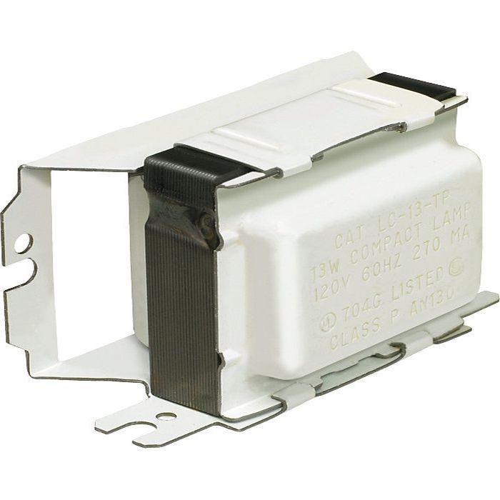 Advance LC13TPM 120 VAC 60 Hz 13 W 2-Pin 1-Lamp T5 Magnetic Ballast
