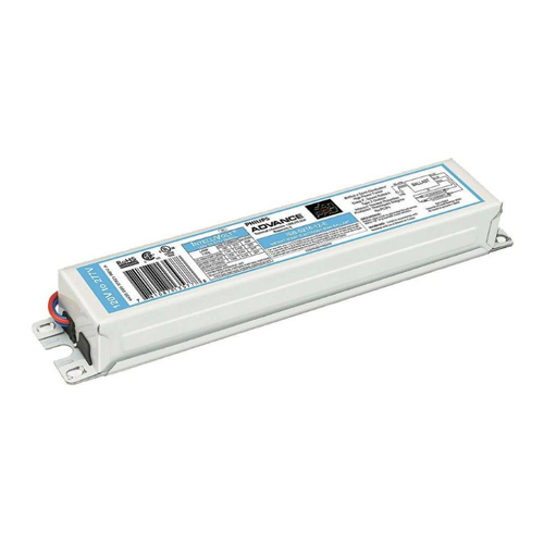 Philips Advance,ISB104014EI,Philips Advance ISB104014EI Magnetic Fluorescent Ballast, 110 W, 120 to 277 VAC, Instant, 0.61