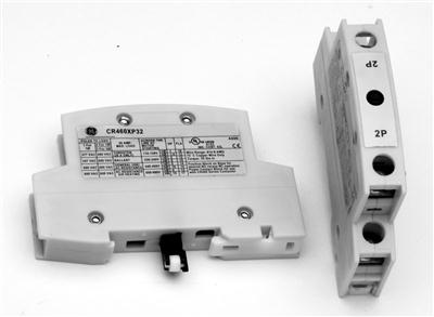 GE Controls,CR460XP31,GE CR460 1-Pole Power Pole Assembly, 30 A