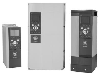 GE Controls,6KFP23007X9XXXA1,GE AF-600FP™ 6KFP23007X9XXXA1 Fan and Pump Drive