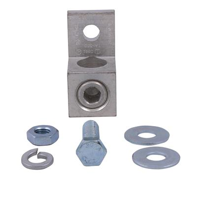 GE,9T18Y7242,GE 9T18Y7242 Transformer Installation Lug Kit, 11 Pieces, For Use With QL Series Transformers
