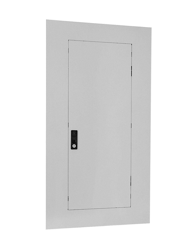 GE,AF43F,GE A-Series™ II Standard Panelboard Front Trim, 43-1/2 in L x 20 in W, For Use With A-Series™ II Pro-Stock™ Panelboards