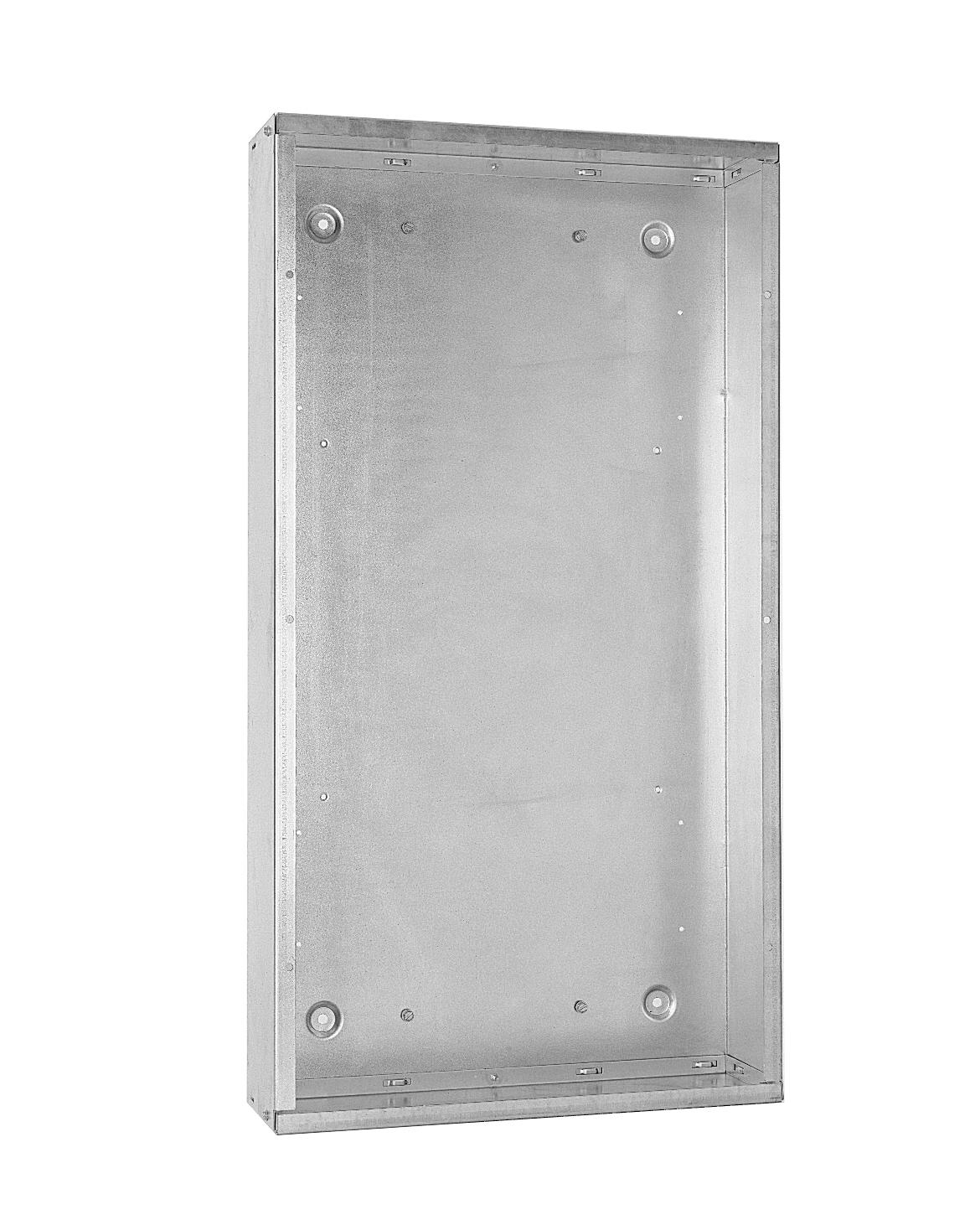 GE,AB76B,General Electric AB76B Panel Board Box, Enclosure: NEMA 1, Size: 76.500 IN Height X 20.000 IN Width X 5.810 IN Depth, Consist of: Blank Endwall