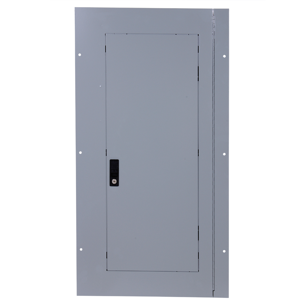 GE Industrial Solutions AF37SD 20 x 37.5 Inch Surface Mount Front Hinged to Box Enclosure Panel