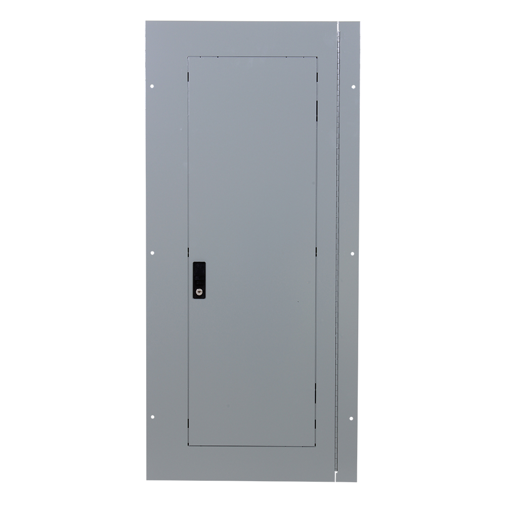 GE Industrial Solutions AF43SD 20 x 43.5 Inch Surface Mount Front Hinged to Box Enclosure Panel